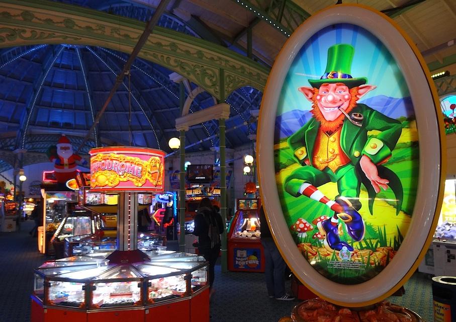 Brighton_Pier_Spielautomaten
