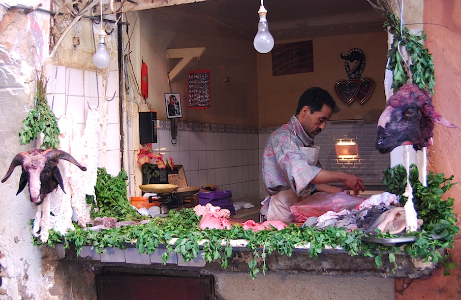 Marokko_Markt