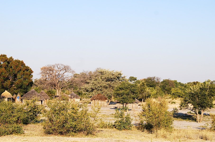 Namibia_Dorf