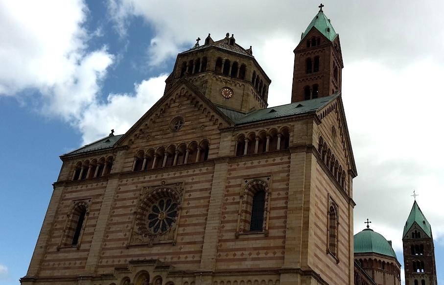 Speyer_Dom_Fassade