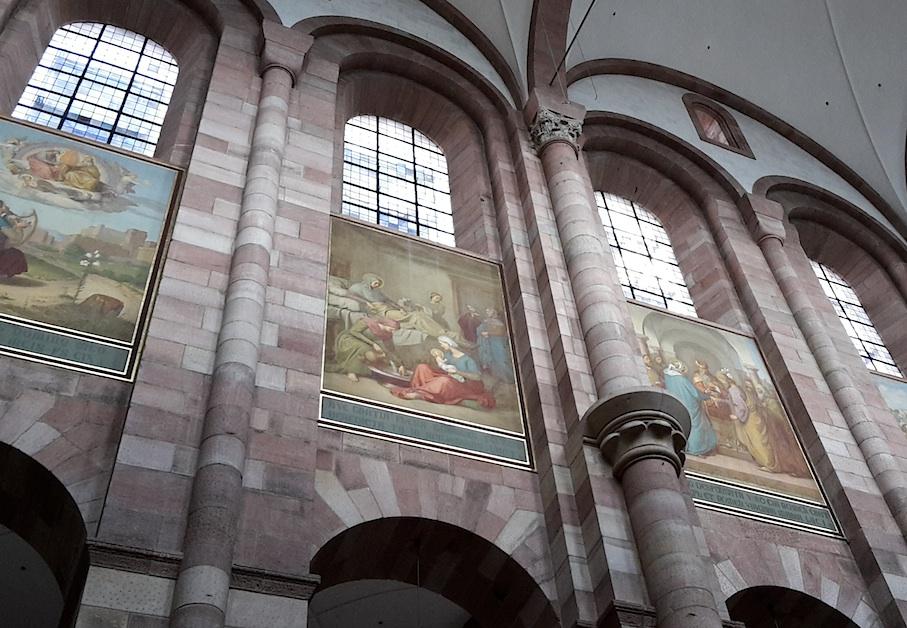 Speyer_Dom_Fresken