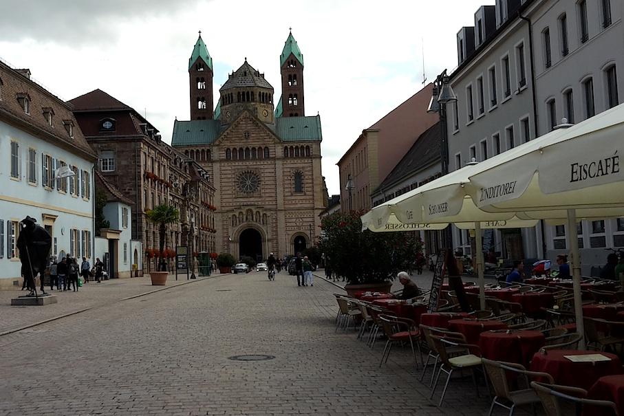 Speyer_Fussgaengerzone