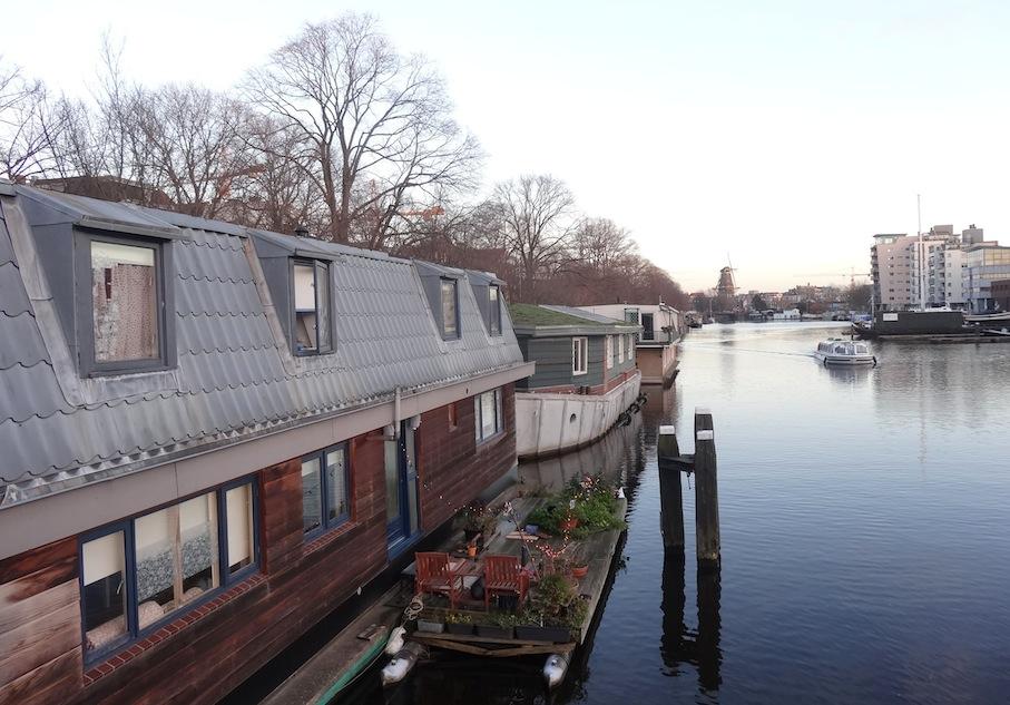 Amsterdam_Hausboot