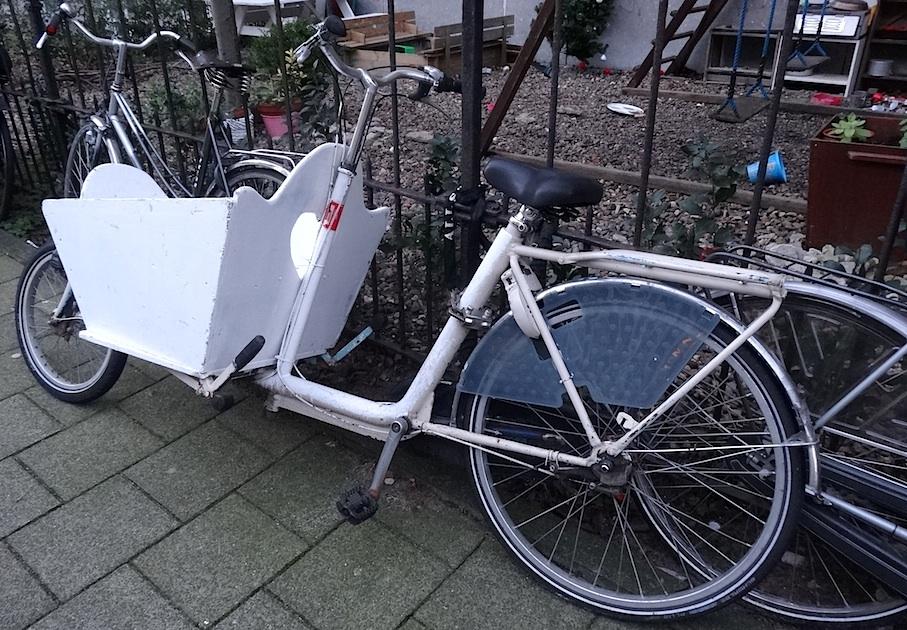 Amsterdam_Lastenfahrrad