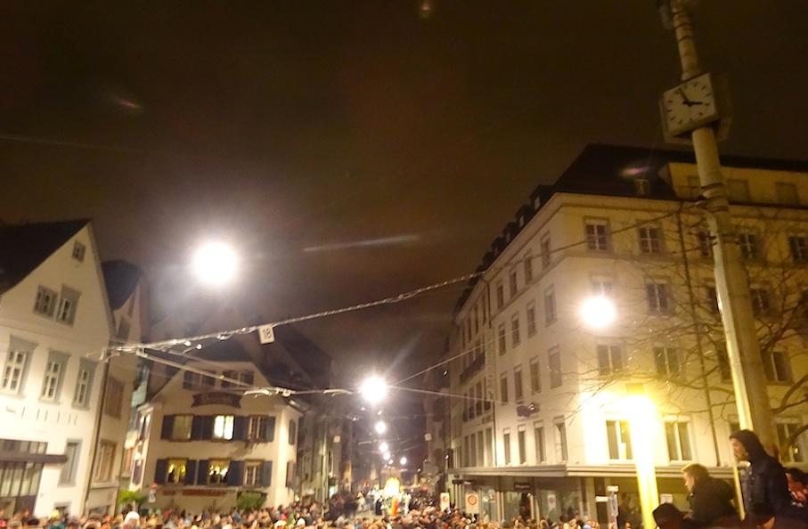 Basel_Fasnacht_Morgenstraich