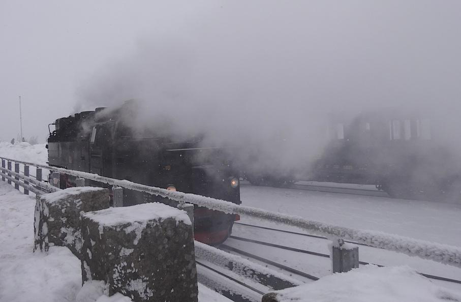 Harz_Brockenbahn_Endstation