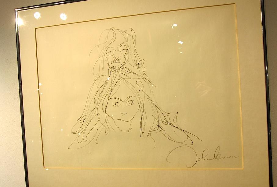 Amsterdam_Erotic_Museum_John_Lennon
