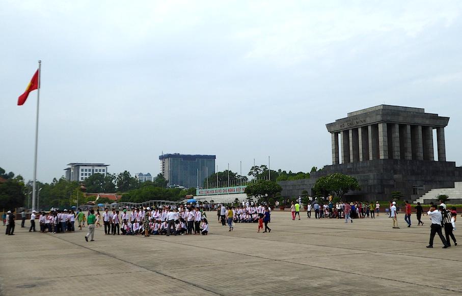 Vietnam_Hanoi_Ho_Chi_Minh_Mausoleum