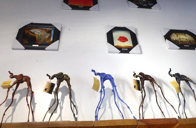 spanien_costa_brava_souvenirs_dali_elefanten