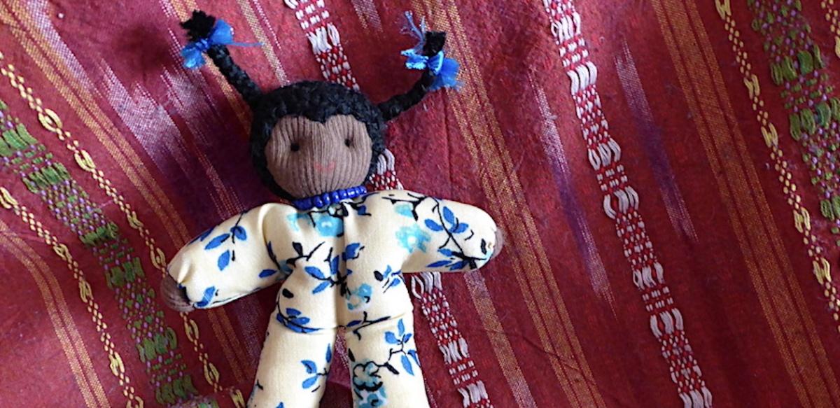 Interview mit einem namibischen Stoffpüppchen