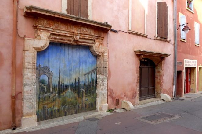 Frankreich_Roussillon_Gasse
