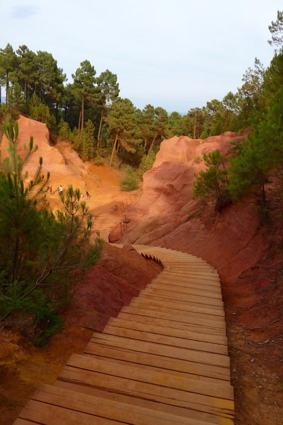 Frankreich_Roussillon_Ockerlehrpfad3