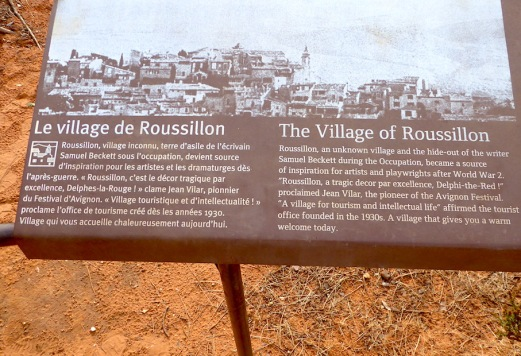 Frankreich_Roussillon_Ockerlehrpfad_Tafel