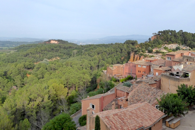 Frankreich_Roussillon_Panorama